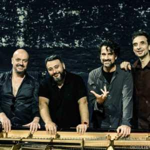 Baptiste Trotignon, Eric Legnini, Bojan Z, Pierre de Bethmann « PianoForte »