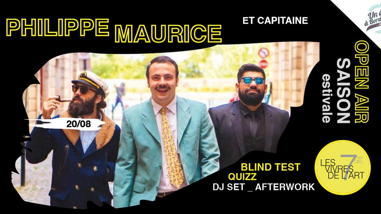 7ème Ciel : Philippe Maurice Quizz et Capitaine Dj