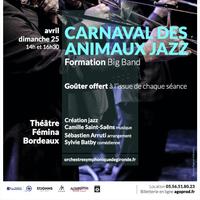 carnaval des animaux jazz