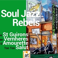 SOUL JAZZ REBELS