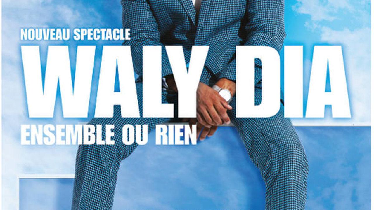 Les Fous Rires de Bordeaux #5 - WALY DIA