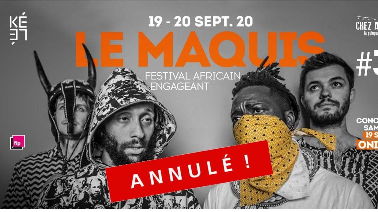 Festival Le Maquis #3