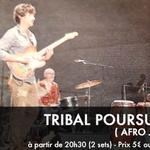 Tribal Poursuite Quartet