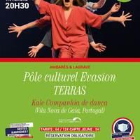 TERRAS par Kale Companhia de dança (Vila Nova de Gaia, Portugal)