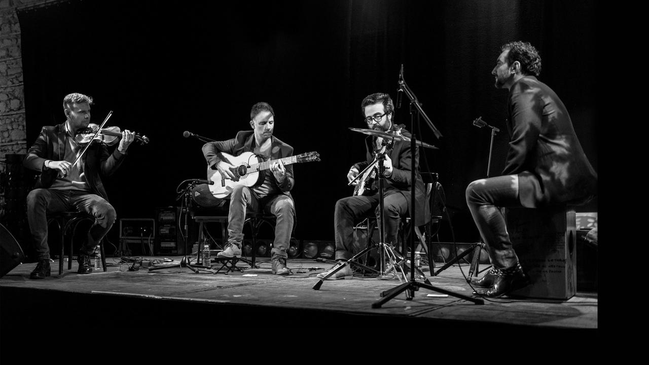 Nicolas Saez Quartet + Sukh Mahal