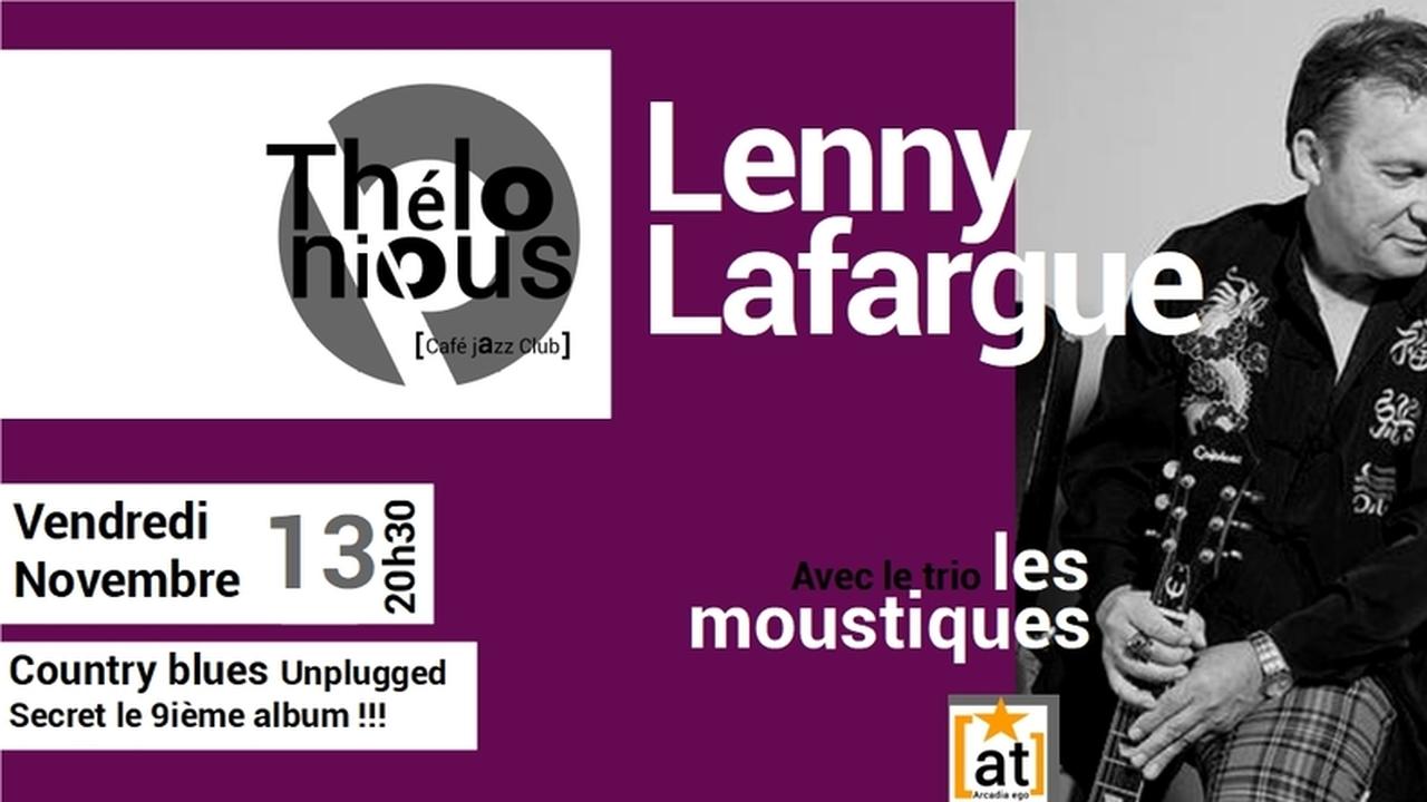 LENNY LAFARGUE