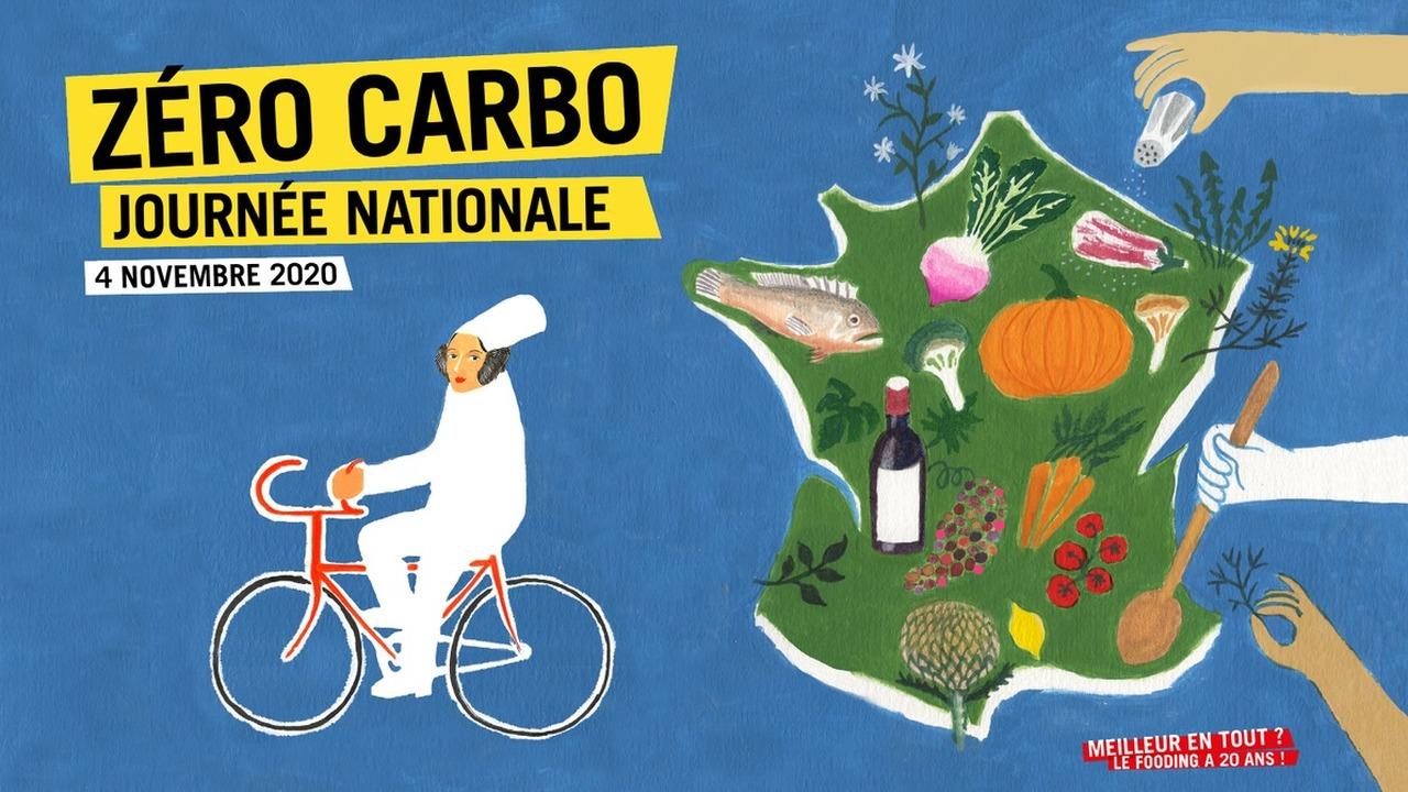 Journée nationale Zéro Carbo : dîner performance chez Félix Clerc