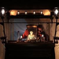 Lanterne Magique 2.0 par l'Atelier de Mécanique Générale Contemporaine / Jean-Philippe Ibos