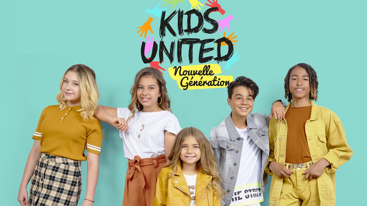Kids United Nouvelle Génération - Best Of Tour