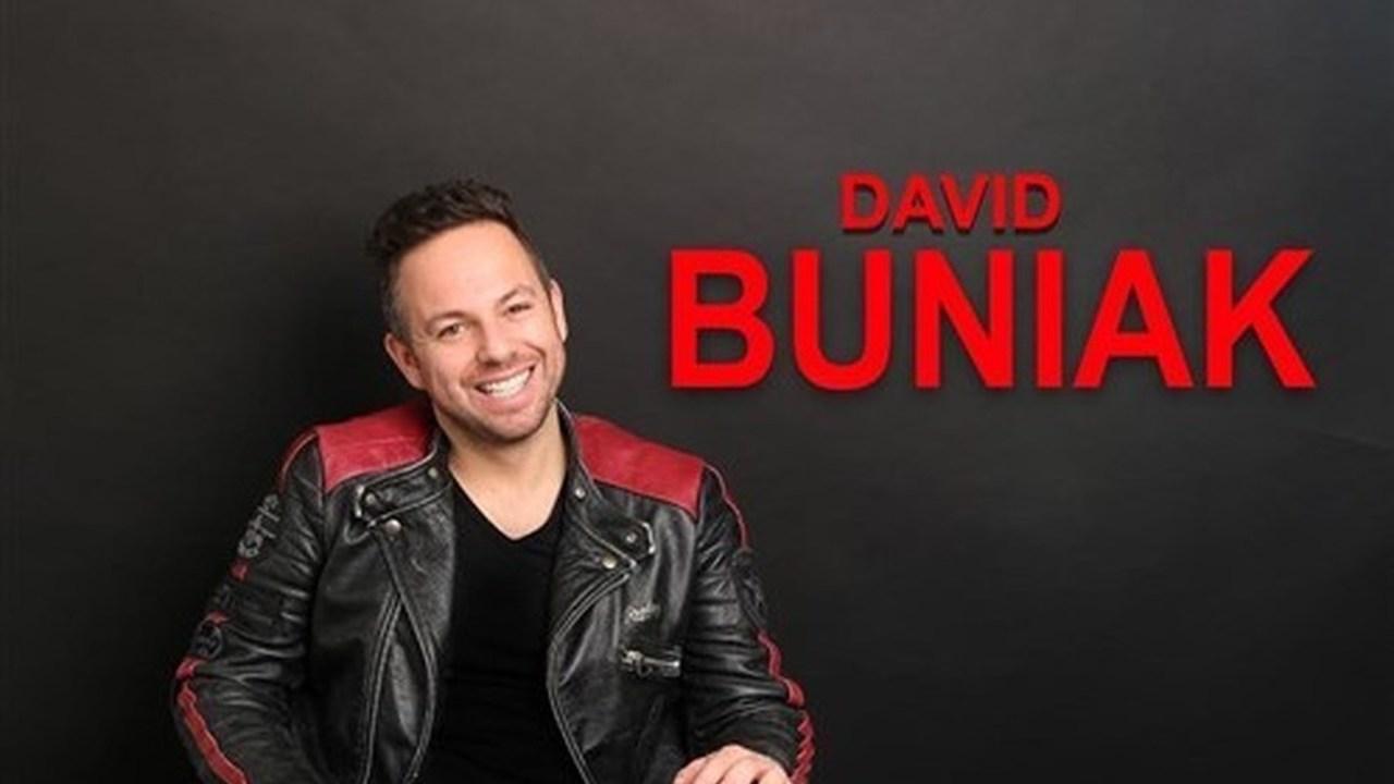 David Buniak à contre-pied