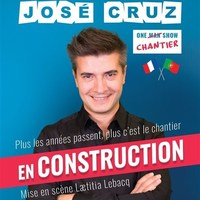 José Cruz dans En construction