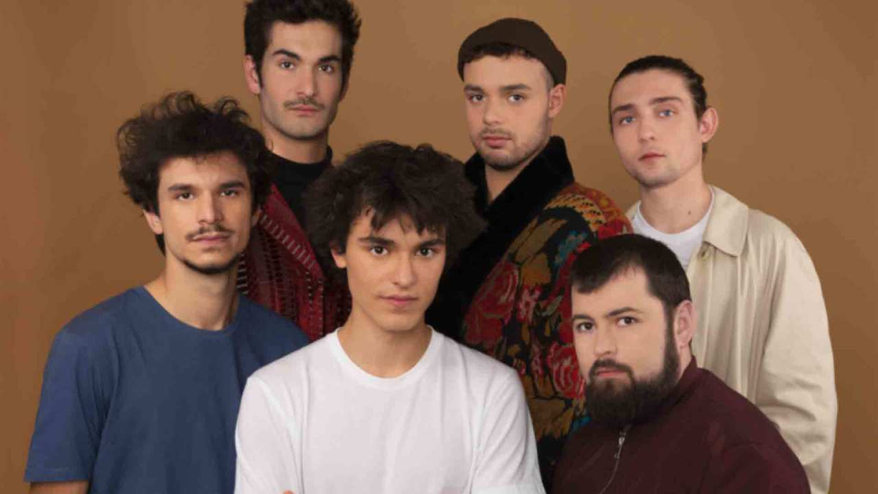 Tom Ibarra group