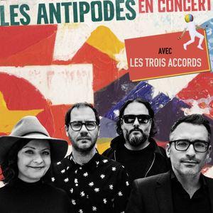 LES COWBOYS FRINGANTS - Avec Les Trois Accords