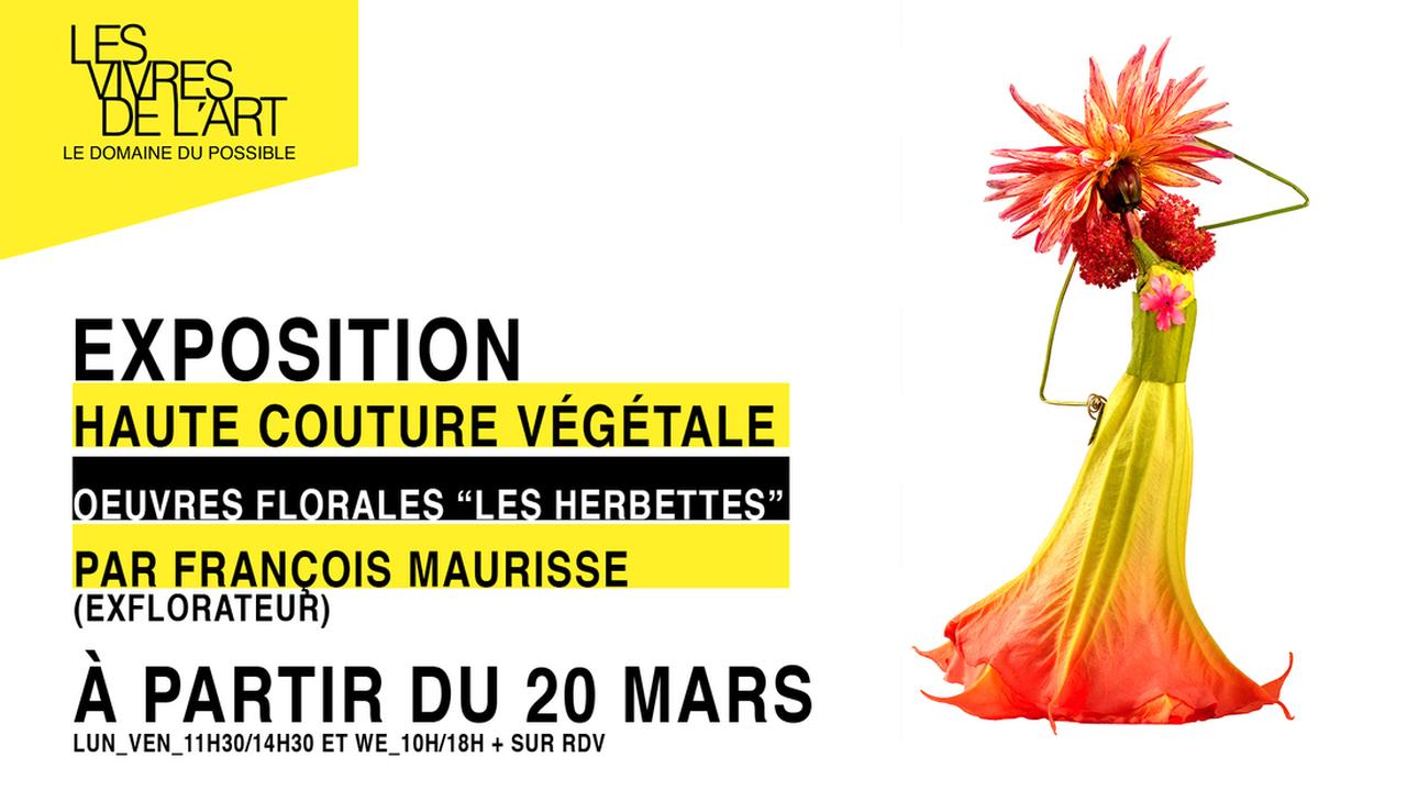 Haute Couture Végétale