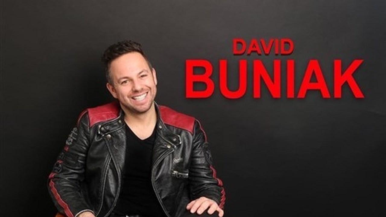 David Buniak dans David Buniak à contre-pied