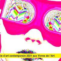 """Biennale Organo Couleur Augmentée """"corps et arts visuels"""""""