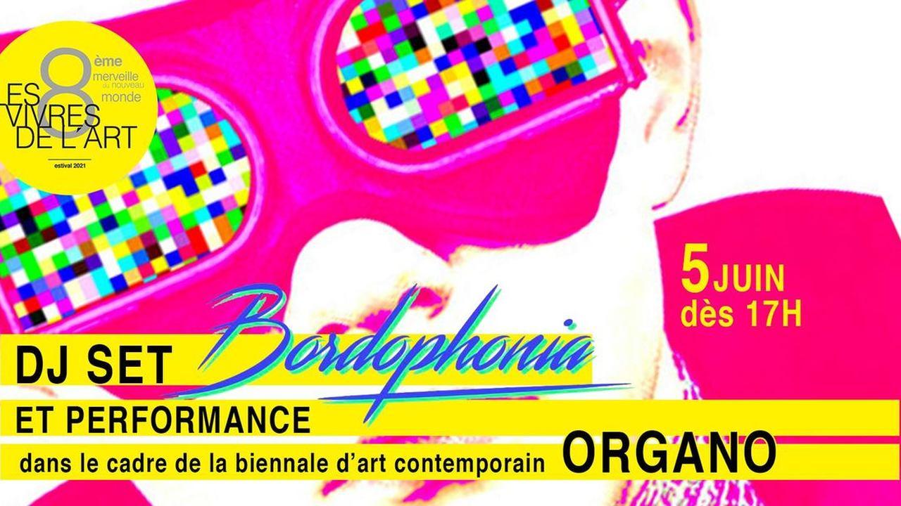 DJ Set Bordophonia + Quassine - Organo La Clôture