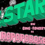 Ropoporose meets Dark Star