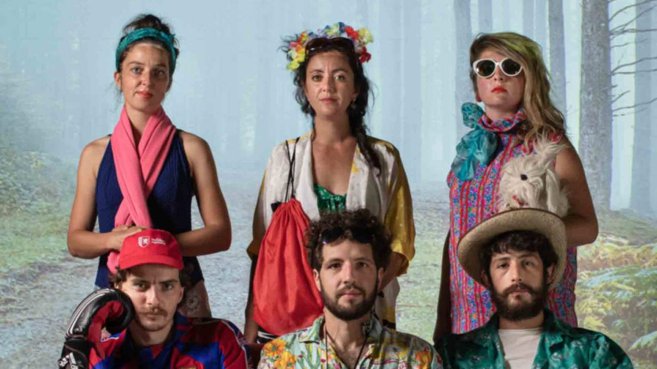 Festival des Hauts de Garonne - San Salvador