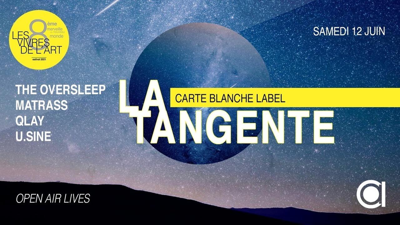 Carte Blanche @ La Tangente Label (Bdx)