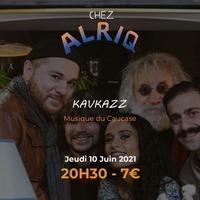 KAVKAZZ - Musiques du Caucase