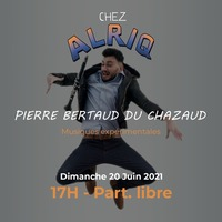 PIERRE BERTAUD DU CHAZAUD - MUSIQUES EXPÉRIMENTALES