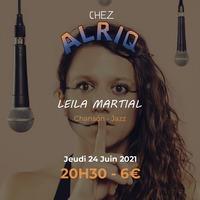 LEILA MARTIAL - CHANSON / JAZZ