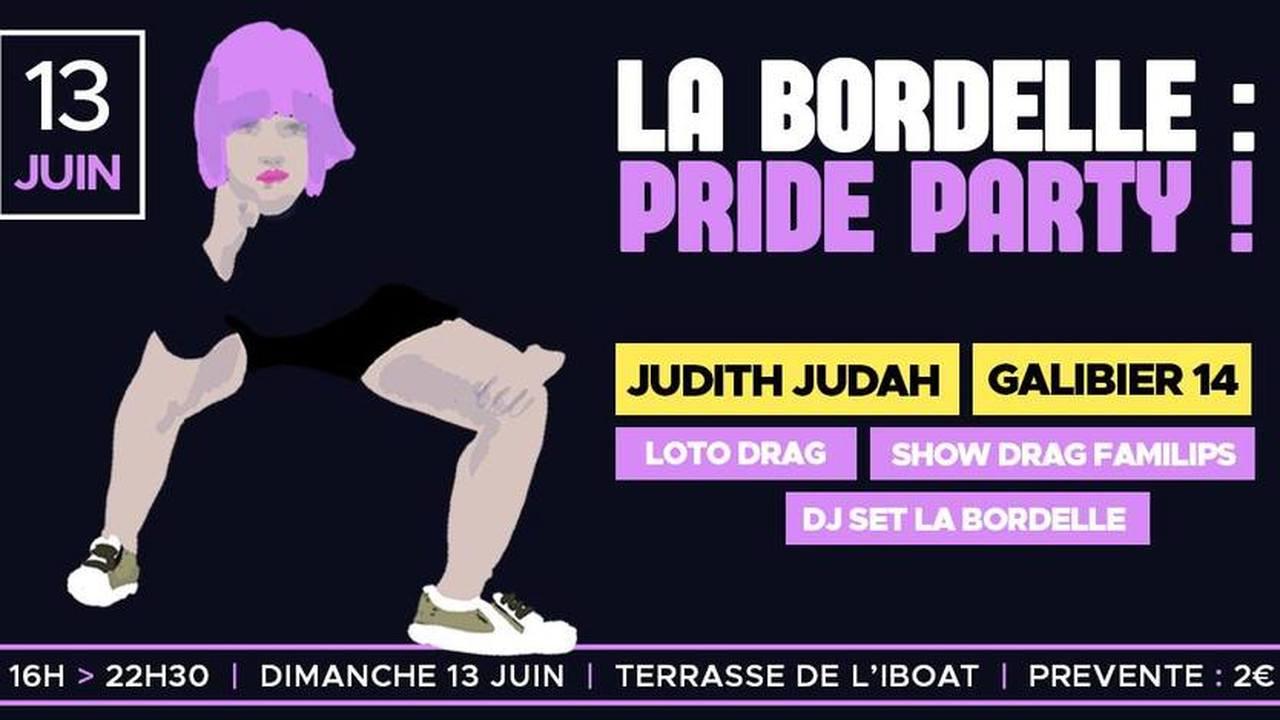 La Bordelle : After Pride