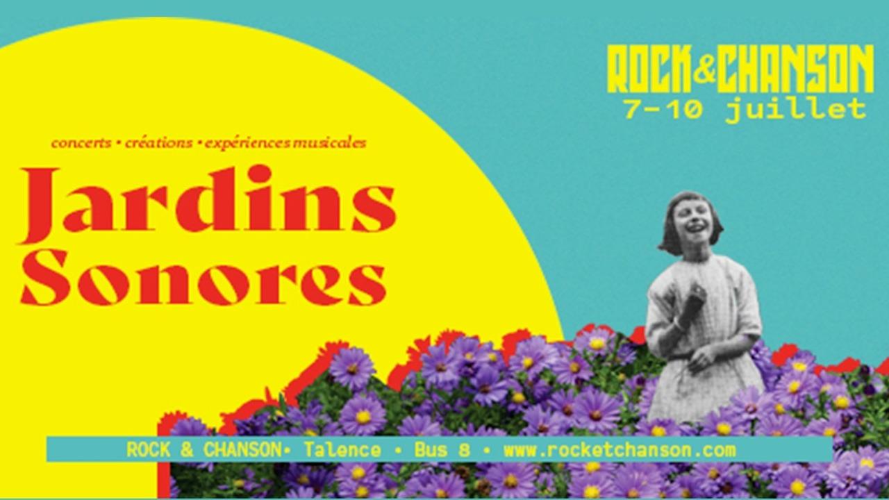 Jardins Sonores - Concerts · Créations · Ateliers · Expériences musicales