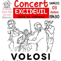 Volosi - Musiques de Pologne entre classique et tradition