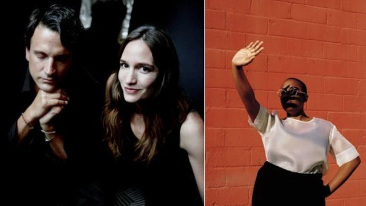 Pulsations - Transatlantic night - Kate Lindsey & Baptiste Trotignon   Cécile McLorin Salvant & Sullivan Fortner
