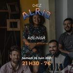 KOLINGA - MUSIQUE AFRICAINE
