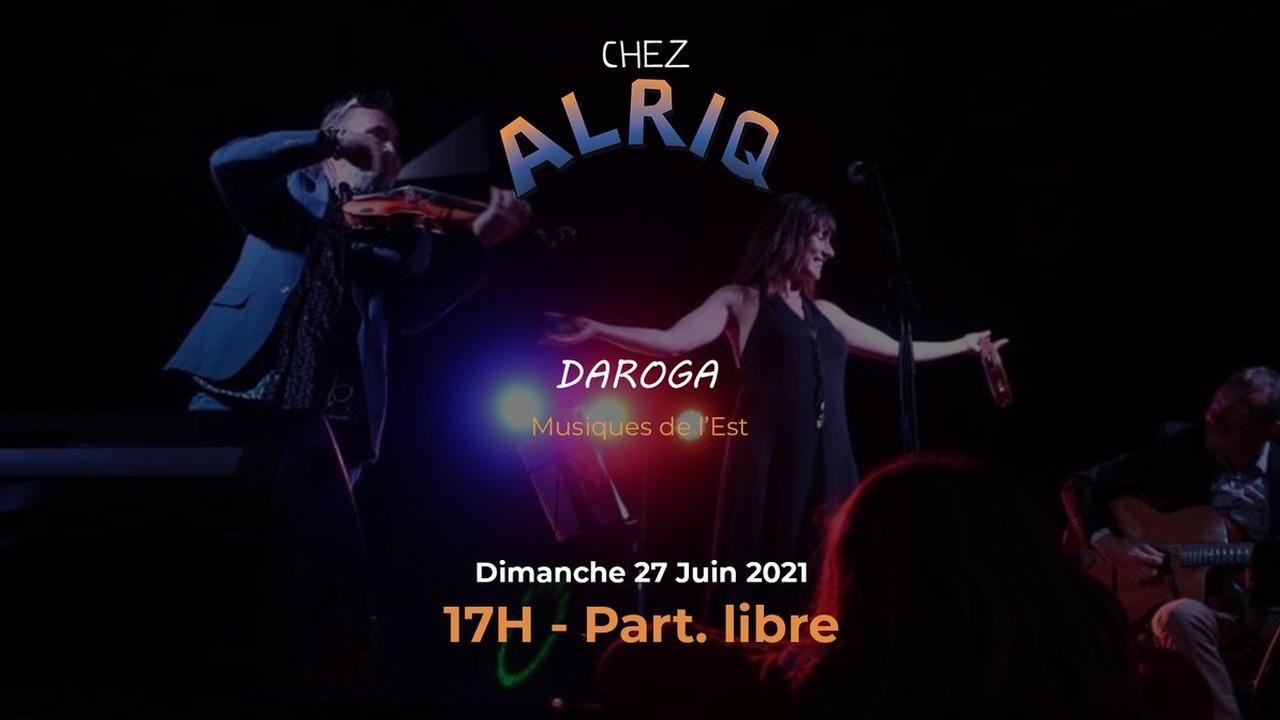 DAROGA - MUSIQUES DE L