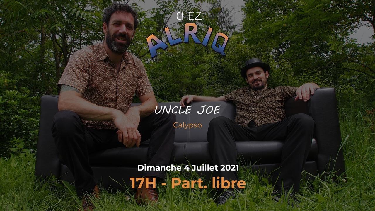 UNCLE JOE - CALYPSO