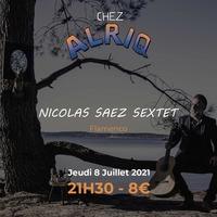 NICOLAS SAEZ SEXTET - FLAMENCO