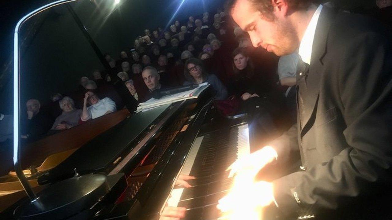 Récital de musique classique au piano