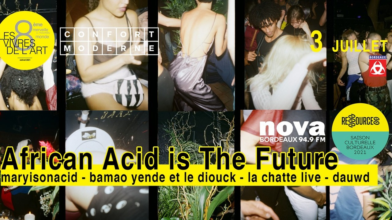 African Acid is the Future - Scandale International