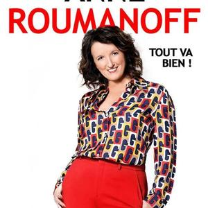 ANNE ROUMANOFF - date de report