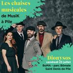Les chaises Musicales #2 : Concerts et spectacle à BoMA