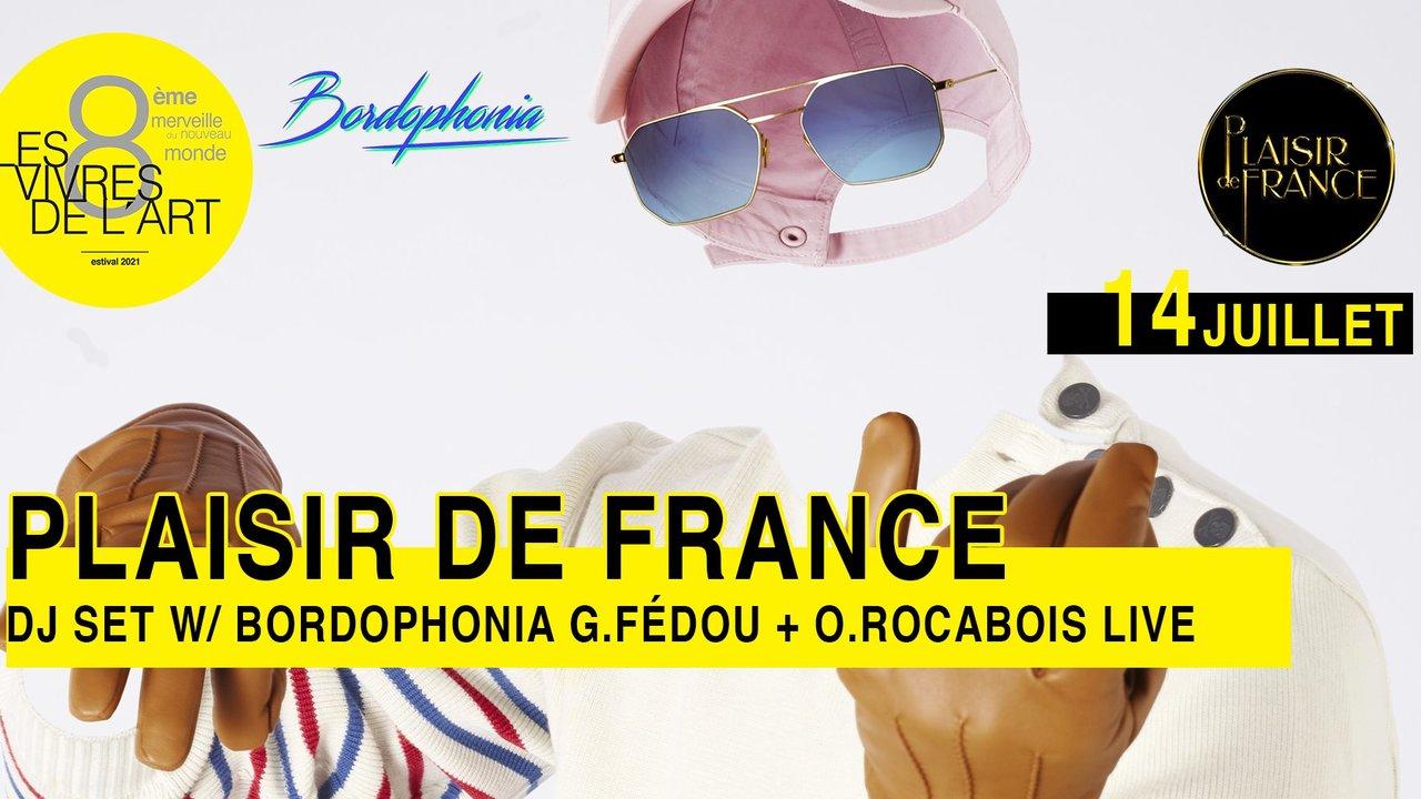 Plaisir de France avec Guillaume Fédou et Olivier Rocabois