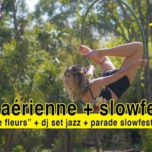 Danse aérienne + slowfest orchestra