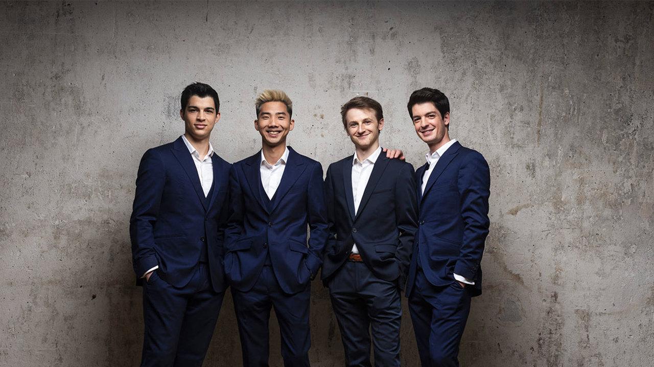 Quatuor Arod / Alexandre Tharaud