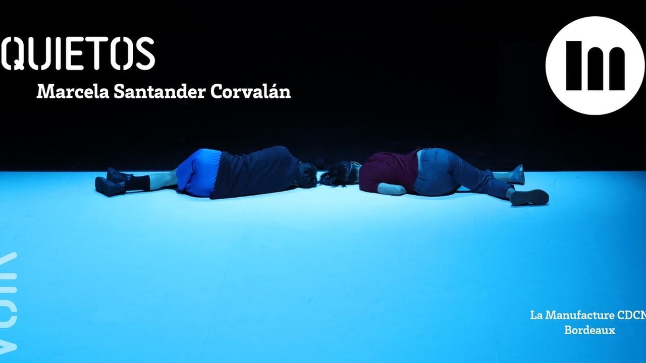 QUIETOS - Marcela Santander Corvalán