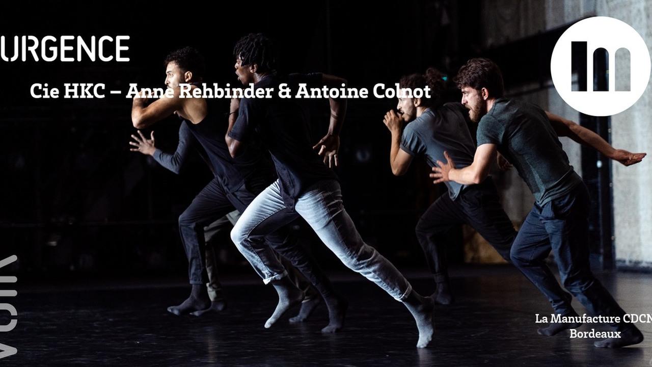 Urgence - Cie HKC / Anne Rehbinder & Antoine Colnot