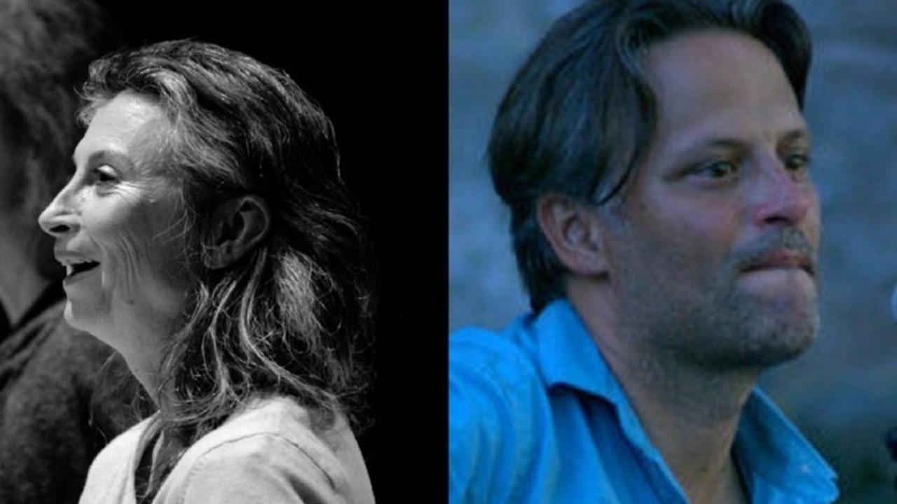 SONS CROISÉS - Martine Amanieu (voix) & Fabrice Viera (guitare) par la Compagnie Sons vifs