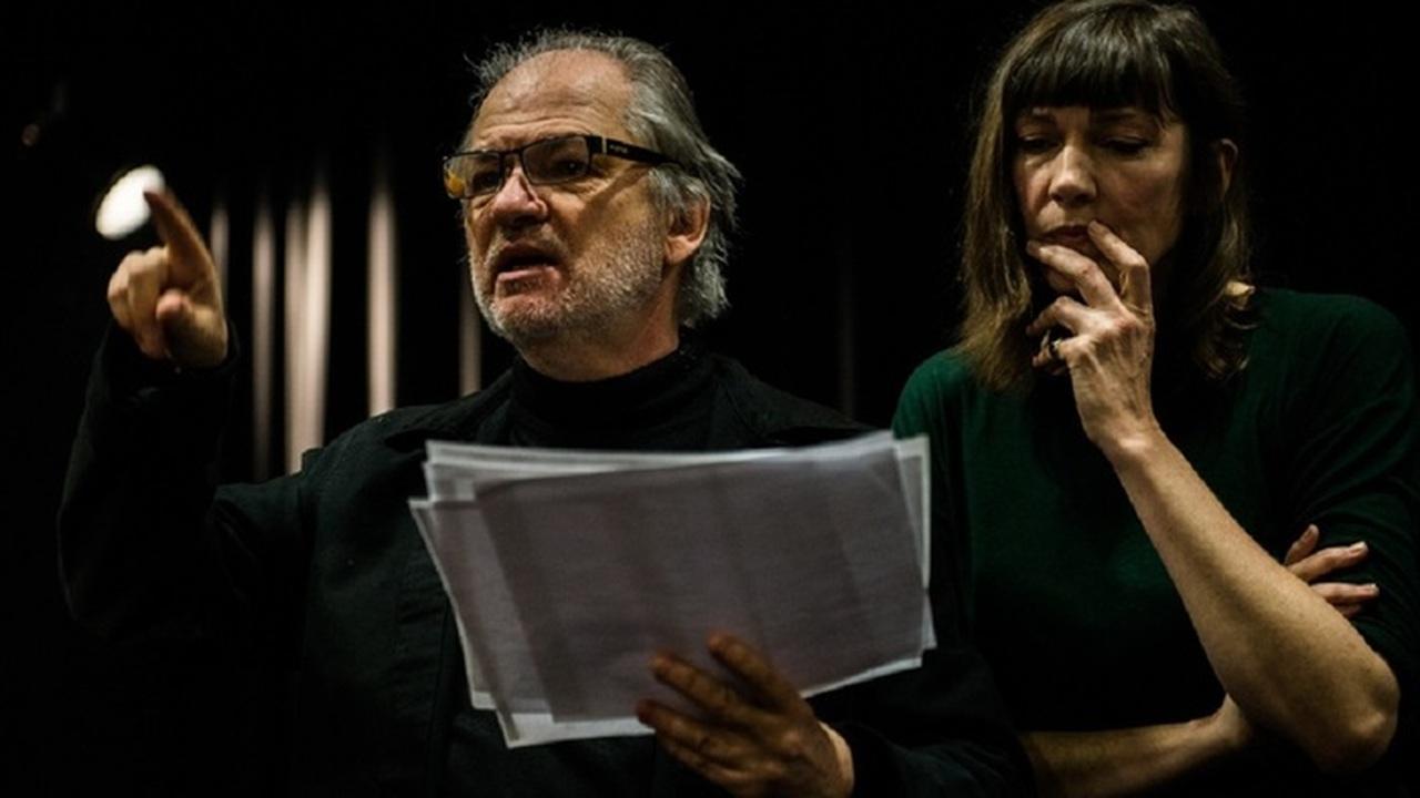 SONS CROISÉS - Jacques Rebotier (voix) & Élise Caron (voix) par la Compagnie Sons vifs