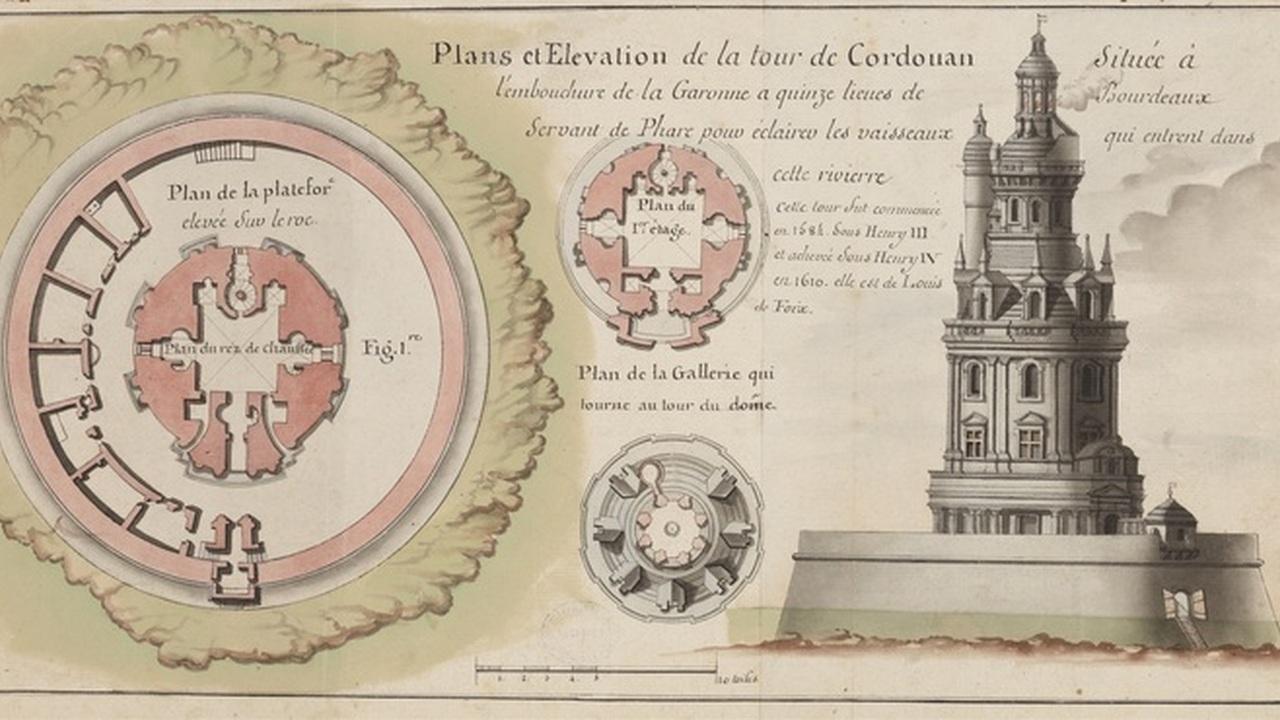 Ressources et patrimoine : le phare de Cordouan