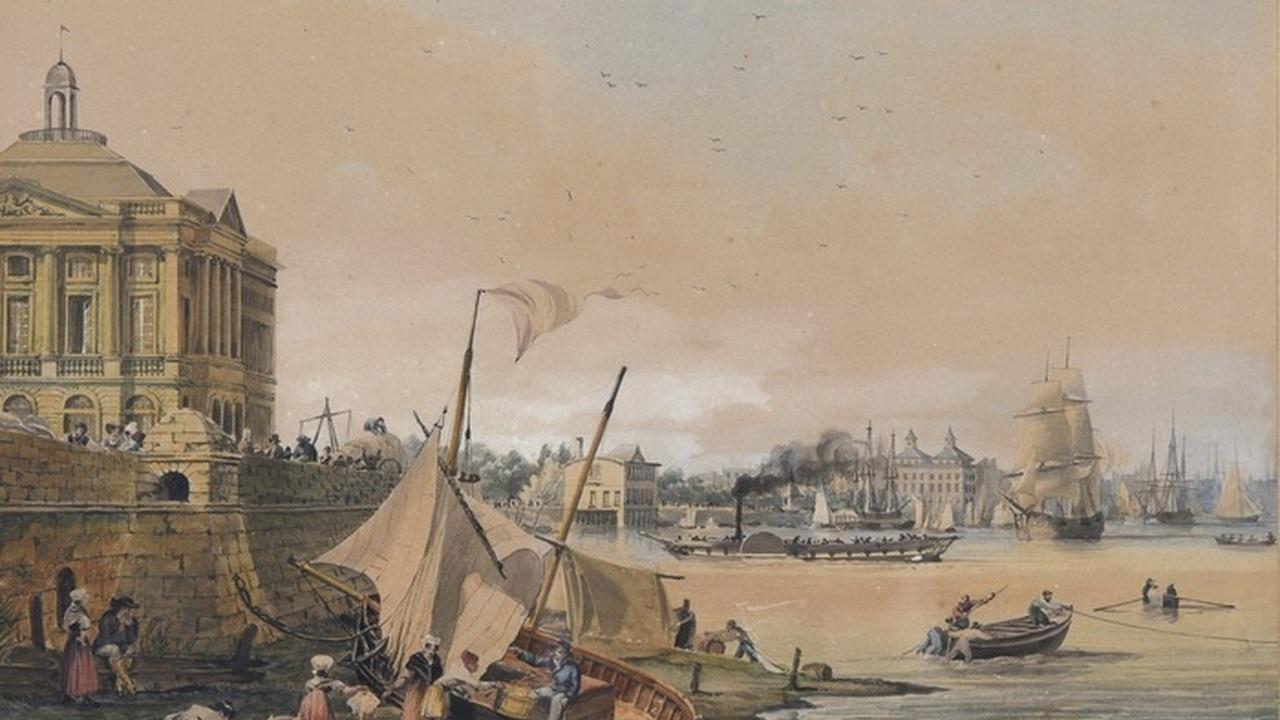 Bordeaux-les-Bains. Les bienfaits de l'eau. XVIIIe - XXe siècles