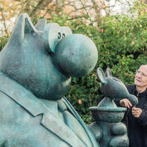 Philippe Geluck, Le Chat déambule