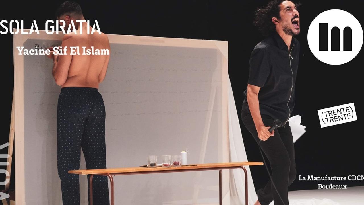 SOLA GRATIA - Yacine Sif El Islam